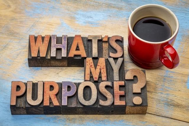Inspired by Purpose