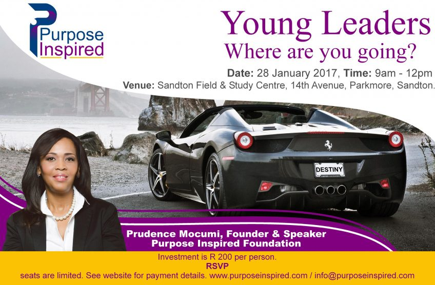 Young Leaders: Where Are You Going?