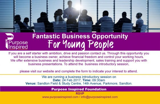 Entrepreneurship for Young People