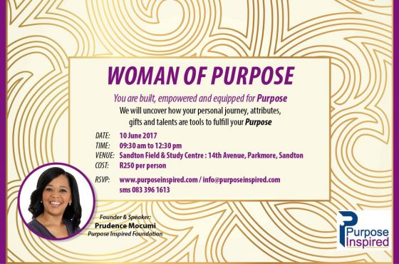 Woman of Purpose: Fashioned for Purpose
