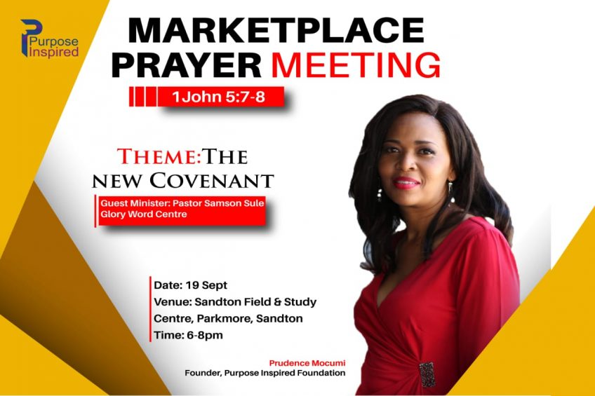 MarketPlace Prayer Meeting