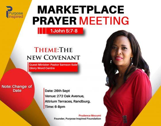 MarketPlace Prayer Meeting