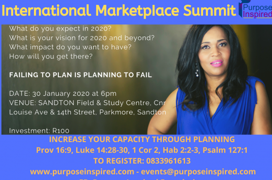 International Marketplace Summit