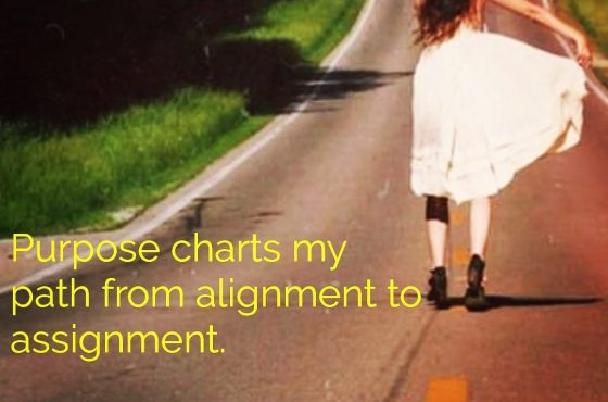 Quote: Alignment for Assignment!