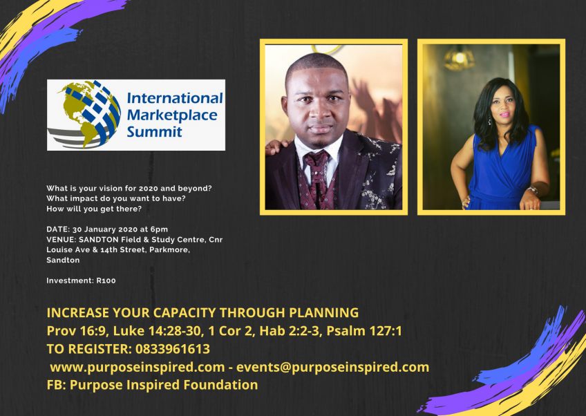 International Marketplace Summit